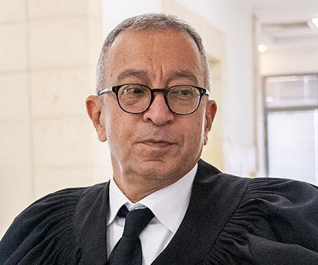 """עו""""ד בועז בן-צור, פרקליטו של רה""""מ נתניהו (צילום: יונתן זינדל)"""