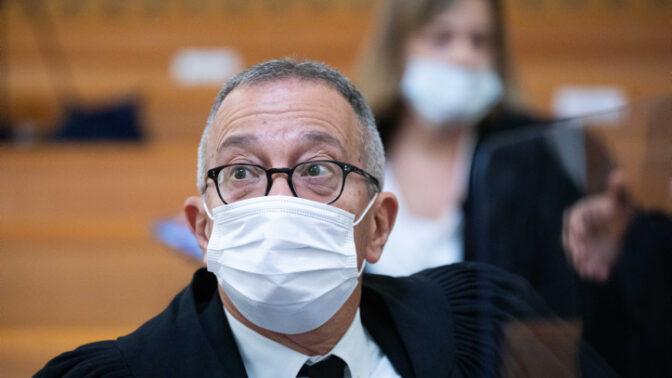 """עו""""ד בועז בן-צור, אחד מסניגוריו של רה""""מ נתניהו במשפט השחיתות והשוחד של תיקי האלפים (צילום: יונתן זינדל)"""
