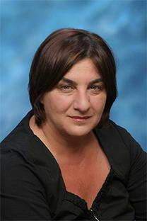 """טלי בן עובדיה, בתמונה שנמסרה על-ידי דוברות """"וואלה"""" ב-2012, עם מינויה ל""""סמנכ""""לית תוכן ועורכת ראשית"""""""