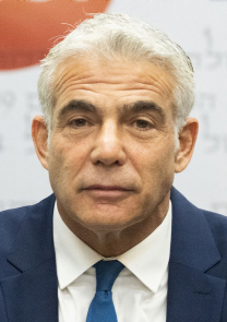 שר החוץ יאיר לפיד (צילום: פלאש 90)