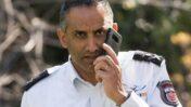 נציב כבאות והצלה, רב-טפסר דדי שמחי. ירושלים, 22.1.2019 (צילום: יונתן זינדל)
