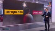 """דני קושמרו פותח את """"אולפן שישי"""", חדשות 12, 6.8.21 (צילום מסך)"""