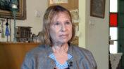 פניה עוז-זלצברגר (צילום מסך מתוך שידורי כאן 11)
