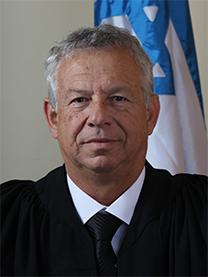 השופט עזריה אלקלעי (צילום: אתר הרשות השופטת)