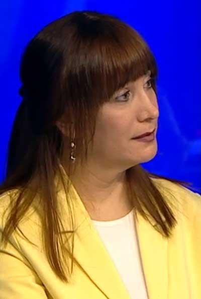 שרי רוט, 2021 (צילום מסך מתוך שידורי ערוץ הכנסת)