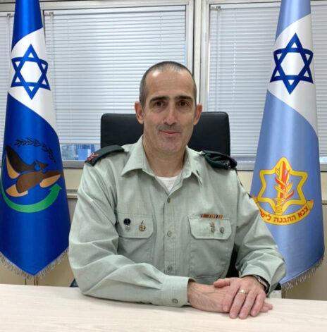 דורון בן-ברק, הצנזור הצבאי הראשי (צילום: תמיר צפדיה, רישיון CC BY-SA 4.0)