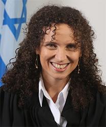 השופטת תמר אברהמי (צילום: אתר הרשות השופטת)