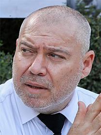 """עו""""ד גונן בן-יצחק (צילום: אוליבייה פיטוסי)"""
